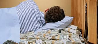 Dinheiro Dormindo
