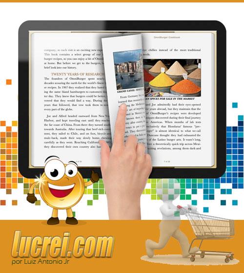 Ilusão dos ebooks e das lojas virtuais
