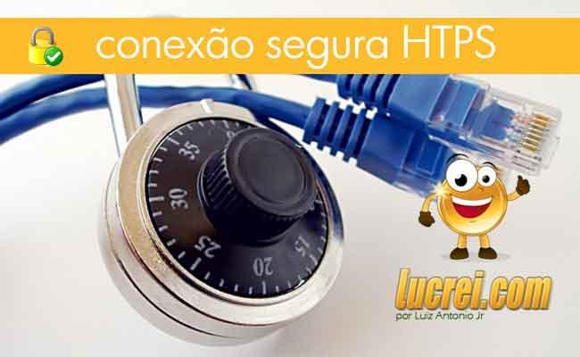 Conexão Segura HTTPS