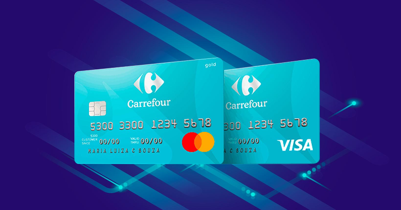 Confira todas as vantagens do Cartão Carrefour Visa Nacional